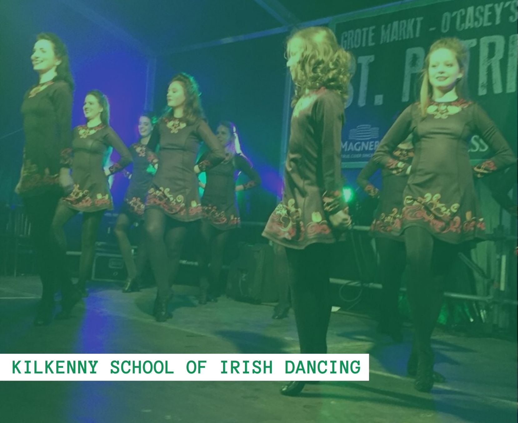 Kilkenny School of Irish Dancing - st patricks day 2020 the hague