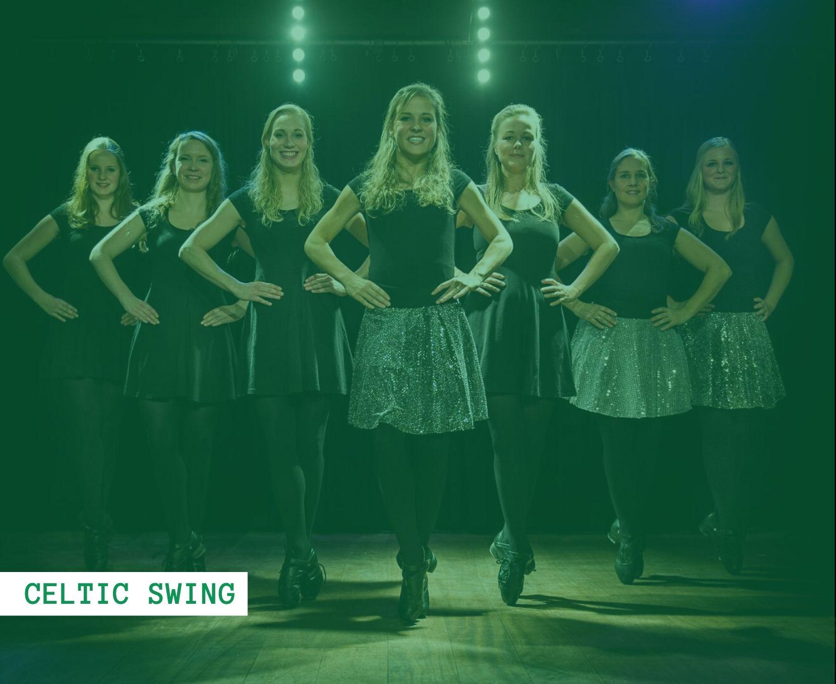 celtic swing - st patricks day 2020 the hague