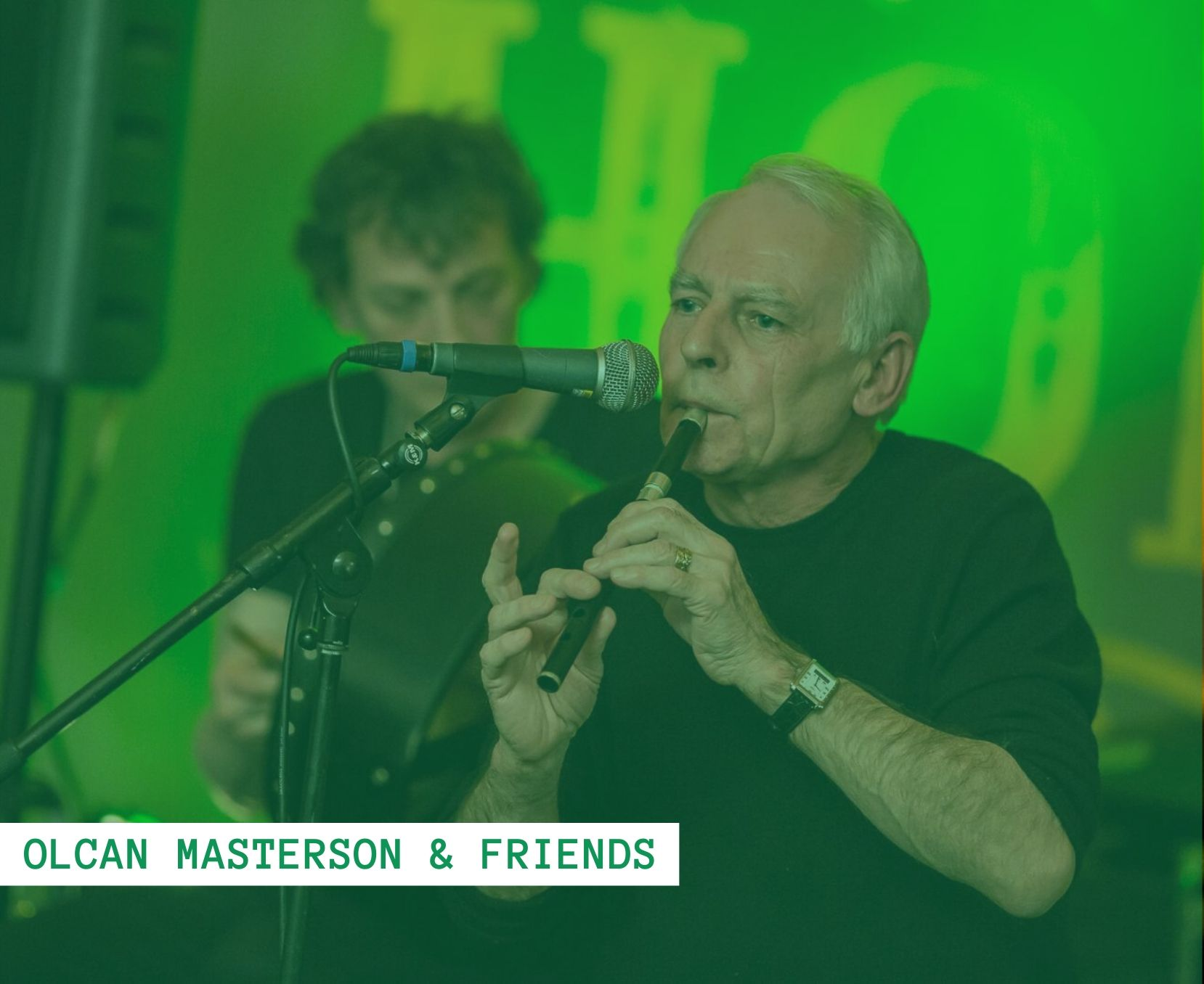 olcan masterson and friends st patricks day the hague 2020